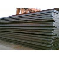 China S235/S275/S355 MS Sheet , ST52 Hot Rolled Coil Steel Thickness 8mm-600mm on sale