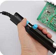 Ceramic Heating 1.6mm Wire 60W Desoldering Vacuum Pump 220V Manufactures