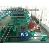 Hexagonal Gabion Production Line Automatic Gabions Mesh Machine With PLC System Manufactures
