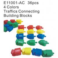 Toy, Educational Blocks, Traffic Connecting Building Blocks (E11001-AC) Manufactures