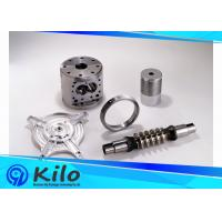 5 Axis Aluminum High Precision CNC Machining Milling Prototype Machined Parts Manufactures