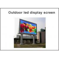 Outdoor RGB P10 LED display module Full Color panel led display screen led dot matrix Manufactures