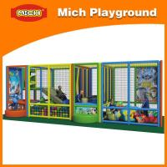 Plastic Indoor Playground (2032B) Manufactures