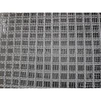China Hot - dip Zinc Plating Gal. Square Wire Mesh / knitted wire mesh on sale