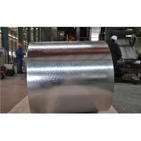 60 - 275g /m2 Hot Dipped Galvanized Steel Coil With ASTM A653 / SGCC / DX51D Manufactures
