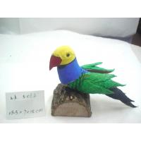 Handmade bird,Size:18.5×7×14cm,bark and grass holiday gifts and home decoration Manufactures