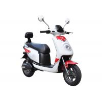 Lead Acid Battery Electric Motorcycle Motor , Electric Motorised Bike Scooter Safe Manufactures