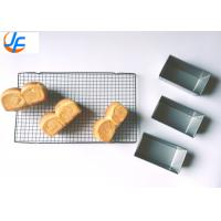 Bakery Production Line Bakery Accessory Baking Box Loaf Baguette Bread Baking Tray Manufactures