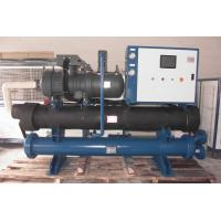 RO Series Water Cooled Water Chiller Manufactures
