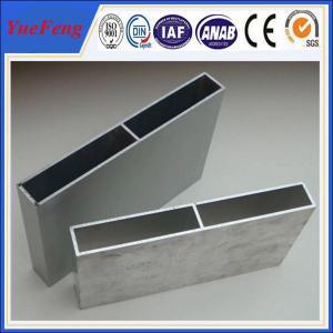 6063 t5 profile extruded aluminium pipes, anodized aluminum pipe price per meter Manufactures