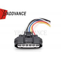China 6 Way Female Automotive Wiring Harness Accelerator Pedal Connector For Toyota 7283-1968-30 on sale
