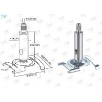 Cable Side Exit Grip Lock Cable Grippers / Light Hanging System For Grid Ceiling Manufactures