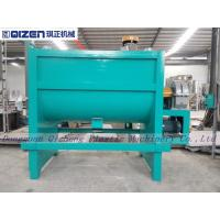 Blade Design Mixer Powder Machine , Soap Mixing Equipment With Auto Loader Manufactures