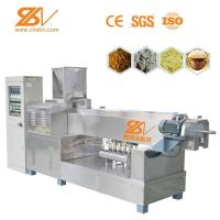 High Capacity Artificial Rice Extruder Machine Environmental Friendly Manufactures