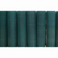 China PVC coated welded wire mesh used for animal cage on sale