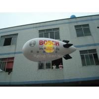 Custom Filled Helium Advertising Balloons Zeppelin with PVC Material for Science Research Manufactures