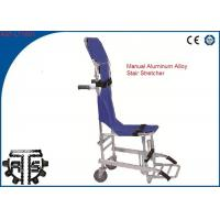 Foldable Emergency Stair Chair Aluminum Ambulance Lightweight Stretcher Manufactures