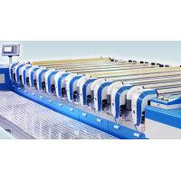 DGE3080 Magnetic Rod Rotary Screen printing Machine Manufactures