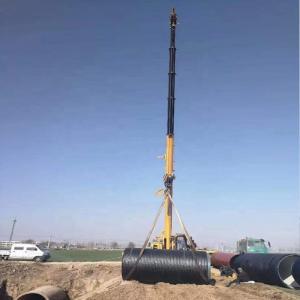 XGC25T 20 Ton Crawler Telescopic Boom Crane For Construction Building Manufactures