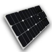 China Snow Resistant Flexible Solar Cells 40W PV Module For Solar Power System on sale