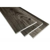 Scratch Resistant Rigid Core Vinyl Plank Flooring No Formaldehyde Customized Size Manufactures