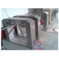 China Access Control System Waist height Tripod Turnstile Gate Customized on sale