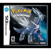 Quality Nintendo Game Pokemon Diamond Version for DS/DSI/DSXL/3DS Game Console for sale