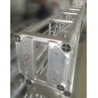 "Aluminum ""+"" Pipe Lightweight Aluminum Lighting Truss , Aluminum Box Truss Manufactures"