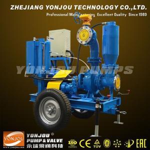 Skid Mounted Diesel Engine Driven Dewatering Pumps Manufactures