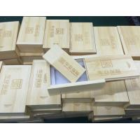 Custom LOGO Wooden USB Flash Drive Pendrive bamboo Memory Stick + Packing Box pen drive 4GB 8GB 16GB 32GB usb Manufactures