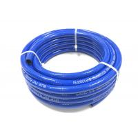 Soft Colorful PVC Air Hose / Rubber Air Hose Pipe Tubing With Fittings Manufactures