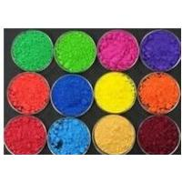 Dye chemical water - insoluble indigo naturalis , Solvent Dye for Textile Dyestuffs Manufactures