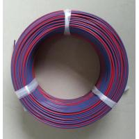 China 300℃ Temperature PVC Insulated Copper Wire Ni80Cr20 For Light Industry Machinery on sale