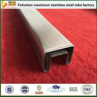 304 Special Square Stainless Steel Slotted Tube Supplier Manufactures