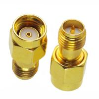 China Reverse Polarization RF Coaxial Connector RP-SMA Female Coaxial Adapter on sale