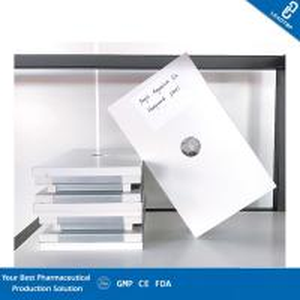 China Single Magnesium Clean Room Panels / Aluminum Honeycomb Panels Lightweight on sale