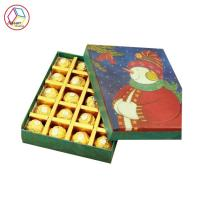 Fancy Chocolate Packaging Boxes Coated Paper Lovely Feature OEM Service Manufactures