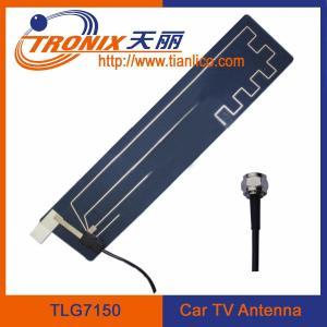 interior windscreen mount tv car antenna/car tv antenna with dab function/ car antennas TLG7150 Manufactures
