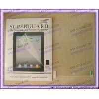Quality iPad5 iPad air iPad4 iPad3 iPad2 iPad Screen Guard for sale