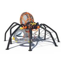 Customized Design Animal  Spider  Kids' S Outdoor Rope  Equipment Stainless Slide Manufactures