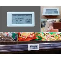 China LCD digital electronic price tag/price label in best lowe price for supermarket and retail store on sale