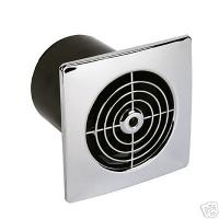 "ABS small size 4"" bathroom window mounted fan(APB-25) Manufactures"