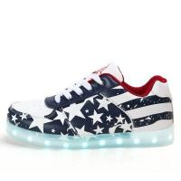 7 Colors Flashing and Glinting in the Dark Shining Shoes Led Sneakers