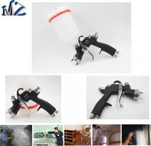 China Black Telflon New Design HVLP W500 Air Gravity Spray Gun for Painting Air Tools wholesale