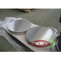 Anodized Non Ferrous Pure Aluminium Circle 1070 1.0 1.2 1.5MM Manufactures