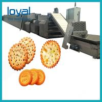 Semi Auto Dog Biscuit Machine Production Line , Dog Biscuit Making Machine Manufactures