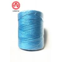 100% Virgin Blue PP Twisted Hay Poly Baler Twine 1 - 3mm 25KD UV  -  Treated Manufactures