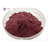 Buy cheap 5% PAC Facial Beauty 80 Mesh Cranberry Extract Powder from wholesalers