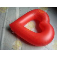 Inflatable Advertising Helium Love Shaped ,Custom Shaped Balloons for EventsSHA-19 Manufactures