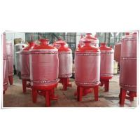 Carbon Steel Diaphragm Pressure Tank Pressure Vessel For Water Booster Pump Station Manufactures